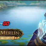 Play'n GO lanza el video tragamonedas 'mágico' Lord Merlin and the Lady of the Lake