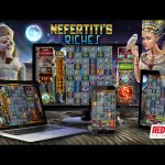 Retroceda en el tiempo con la nueva video tragamonedas Nefertiti's Riches de Red Rake Gaming