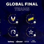 Aquí está el calendario de la BLAST Premier Global Final