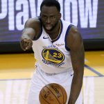 Este intercambio de Blazers-Warriors presenta a Draymond Green