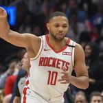 Este intercambio entre Lakers y Rockets se centra en Eric Gordon