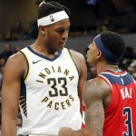 Este intercambio de Mavericks-Pacers presentaría a Myles Turner a Dallas