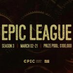 Epic Esports Events presenta la tercera temporada de EPIC League