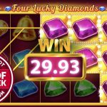 SlotBeats elige una joya mientras Four Lucky Diamonds de BGaming asegura SOTW