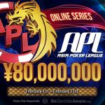 ¥ 80 Million Gtd Asian Poker League (APL) llega a GGPoker