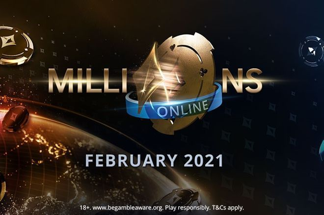 partypoker 2021 MILLIONS Online Mini Main Event