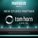 Relax Gaming acuerda una asociación estratégica Powered By Relax con Tom Horn Gaming