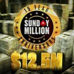 """Transylvanian"" lidera la final de 65 en el 15º aniversario de Sunday Million"