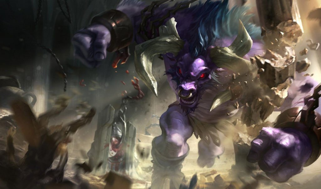 Parche 117 de League of Legends notas completas y actualizaciones