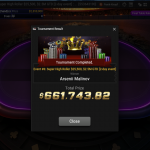 Arsenii Malinov gana el GGPoker Super MILLION $ por $ 661,743