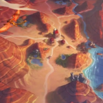 Altar of Fire revelado en la expansión Forged in the Barrens de Hearthstone