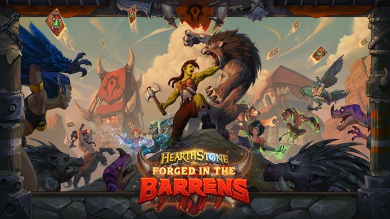 HS Forged in the Barrens Wallpaper 1 768x432 2