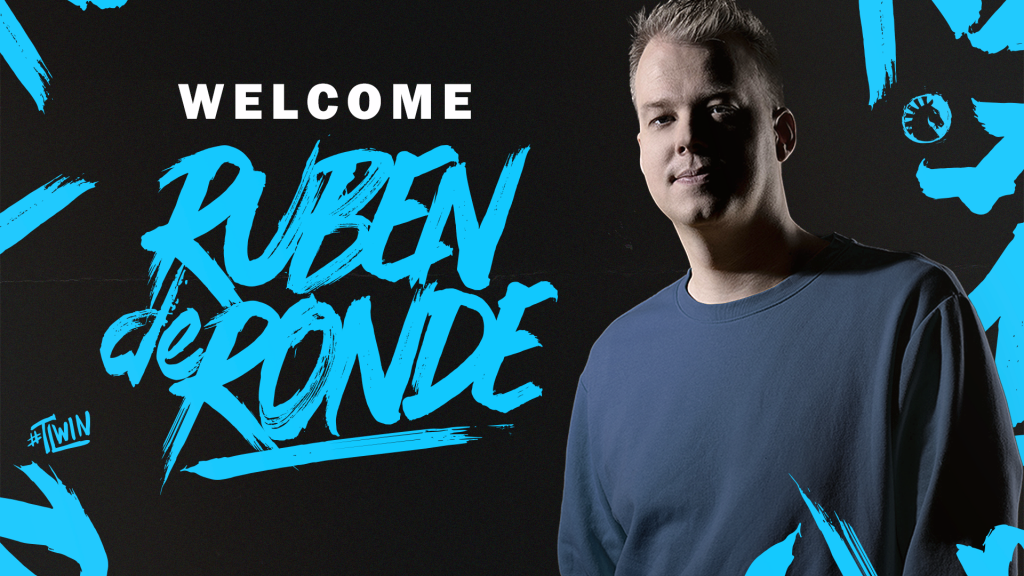 Team Liquid x Ruben de Ronde
