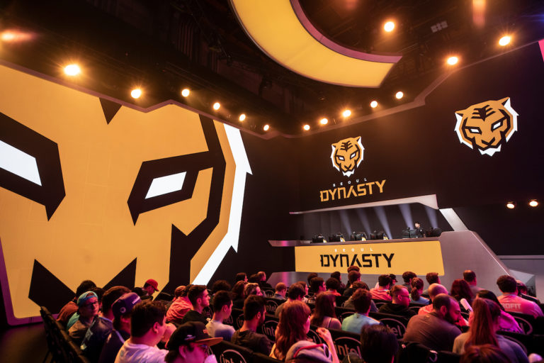 2019 S5W2D3 192209 Seoul Dynasty Robert Paul