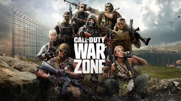 CoD Warzone season 3 loading screen