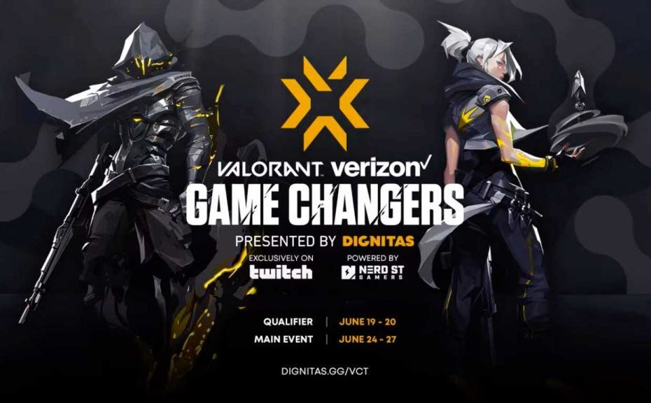 Dignitas presenta Verizon VCT Game Changers NA