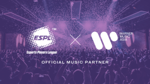 Esports Player League entra in partnership con Warner Music Asia