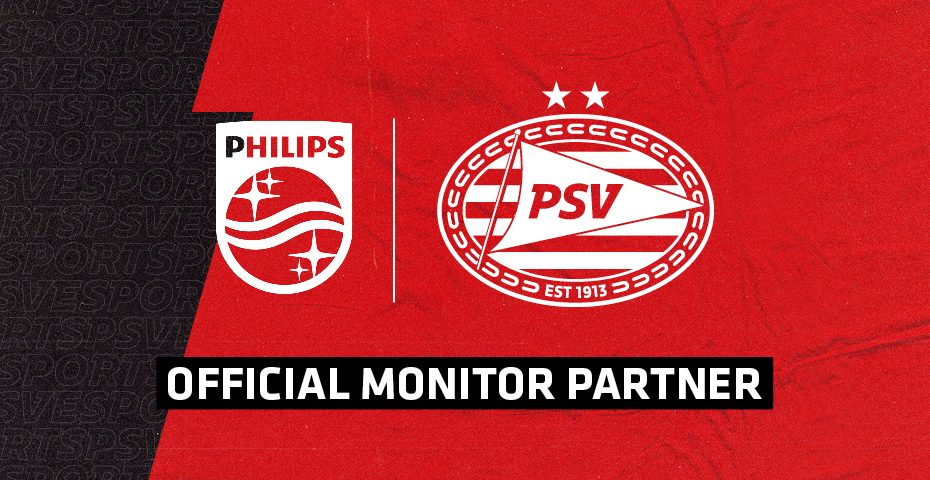 PSV Esports si collega alla partnership con Philips Monitors