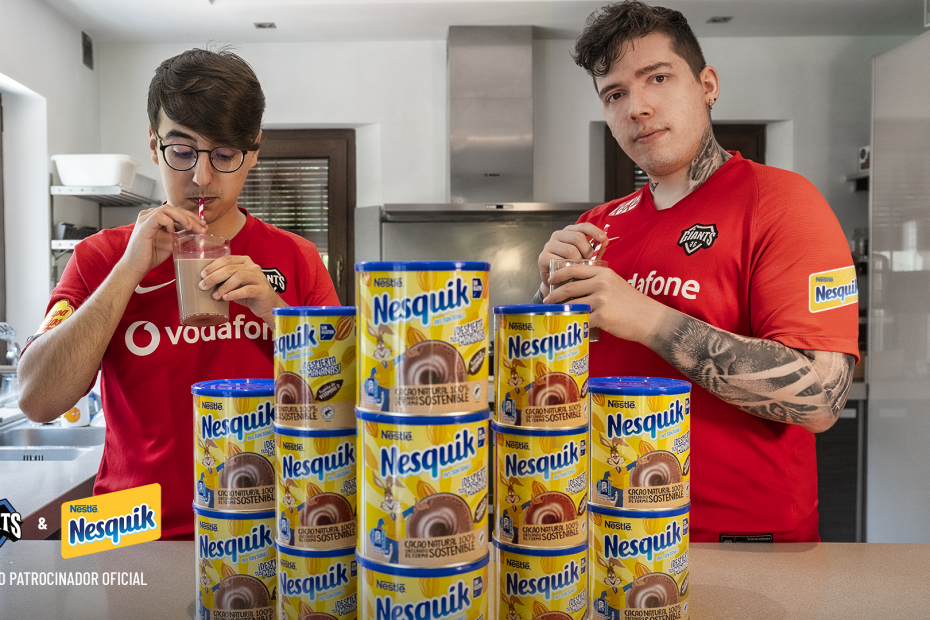 Th3Antonio y Attila Nesquik