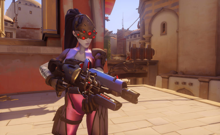 Widowmaker Overwatch 001